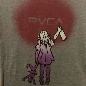 RVCA - Men's Artist Kevin Ancell Short Sleeve Tee